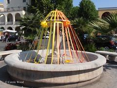 Clemente XI (Piazza) 04 (Fontaines de Rome) Tags: rome roma fountain brunnen fuente font piazza fountains fontana fontaine rom fuentes bron clemente xi fontane fontaines comunediroma piazzaclementexi