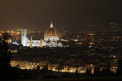 Santa Maria del Fiore, Duomo di Firenze (vini00) Tags: italy night florence nikon italia clear firenze d300 sanminiatoalmonte abigfave af2485mm