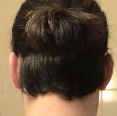 before_undercut 13-09-01 (boblinehair) Tags: bob aline nape undercut shavednape