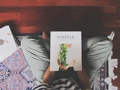 Kinfolk Vol. 6 (Morrie & Oslo) Tags: holiday inspiration magazine journal kinfolk uploaded:by=flickrmobile flickriosapp:filter=nofilter morrieoslo
