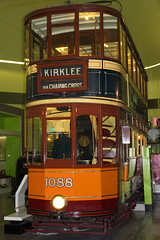 "Tram ""1088"" (Graham`s pics) Tags: city history museum canon river scotland riverclyde clyde waterfront riverside glasgow transport tram historic architect trams iraqi attraction strathclyde zaha caur tramcar clydeside museumoftransport 1088 riversidemuseum hahid zahahahid canoneos550d gspiccies"