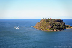 Barrenjoey Lighthouse (John JHL Photography) Tags: park lighthouse west john boat head lookout ring ku national nsw jhl gai barrenjoey