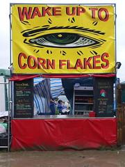 Glastonbury 2007 (sbally1) Tags: festival mud glastonbury cornflakes glastonbury2007