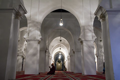 Koutoubia Mosque (Sheqairat) Tags: praying morocco marrakech mousqe koutoubia forgivness