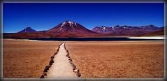 San Pedro (Aukuso Photography) Tags: chile travel america de landscape san south pedro backpacking atacama