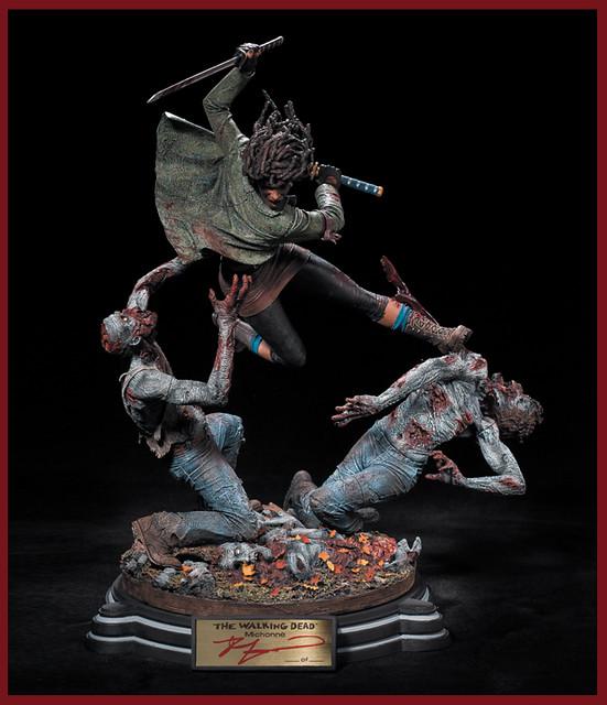 千萬不要錯過!陰屍路雕像傑作即將展開限定預購!
