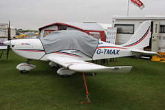 G-TMAX (QSY on-route) Tags: northampton rally orm laa 2011 sywell gtmax egbk 03092011