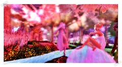 Elf Forests_012 (Bruixa Bernard) Tags: life garden avatar avi sl fantasy secondlife second efj