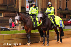 At the EDL Protest - Leeds Town Hall (Lee Collings Photography) Tags: horse leeds police crowdcontrol westyorkshire mountedpolice policehorses riotcontrol keepingthepeace westyorkshirepolice leedscitycentre policemounteddivision westyorkshireemergencyservices westyorkshirepolicehorses westyorkshirepolicemounteddivision policemountedsection