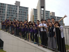 GREAT student choir, Korea