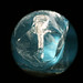 melting blue planet