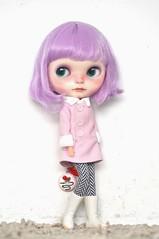I am Lavender Hugs Blythe...*Creamy Mami**