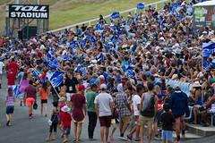 Good Turnout (Jason Milich) Tags: newzealand rugby blues northisland northland whangarei australasia southernhemisphere aucklandblues waratahs nswwaratahs superrugby tollstadium okarapark httpswwwflickrcomphotosjasonmilich