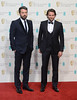 The 2013 EE British Academy Film Awards Featuring: Bradley Cooper