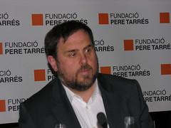 Fòrum Social Pere Tarrés amb Oriol Junqueras