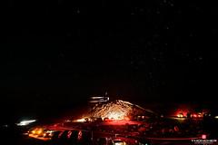 Intergalactic Drive-In (Thncher Photography) Tags: longexposure sunrise stars hawaii nikon maui nightsky highiso d800 haleakalacrater noctography nikond800 nikkor1635mmf4lens