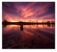 Sunrise (PT Photo) Tags: sunrise colorado layers ponds stitched riversidepark simga1020mm nonhdr vertorama ptphoto lightroom4 pse11