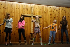 IMG_2698 (ericmuhr) Tags: camp oregon coast weekend youthgroup lipsync middleschool juniorhigh twinrocks newbergfriends juniorhighjamboree