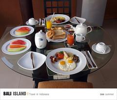D4_早餐_002 (Ache_Hsieh) Tags: travel summer bali digital indonesia island olympus e3 巴里島 zd 蜜月 印尼 1454mm2835