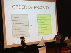 Protei Presentation in Singapore, Wednesday 20 Feb 2013 at INSEAD Asia Campus (cesarharada.com) Tags: dave campus singapore asia doing worth presentation sg ideas lucille insead whitaker lim protei tedxsingapore