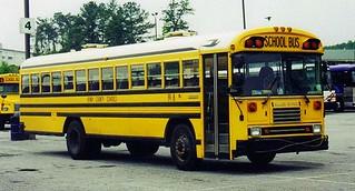 GEORGIA BLUE BIRD BUS - HENRY COUNTY SCHOOLS