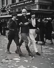 Gutmann, John (1905-1998) - 1937 The Game, New Orleans (RasMarley) Tags: game 1930s photographer neworleans streetphotography german jewish 20thcentury 1937 gutmann johngutmann