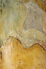 detail (Topaz Plaster Co) Tags: abstract color wall painting plaster mineral lime ochre umber fresco pigment buon 2013 topazplaster