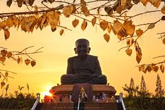 Luang Phor Tuad at Wat Huay Mongkol - วัดห้วยมงคล