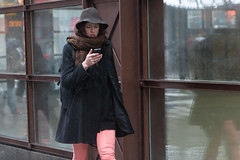 new york city (pspyro2009) Tags: nyc newyorkcity canon eos manhattan candid timessquare umbrellas candidshots 42street ef2470f28lusm nycrain
