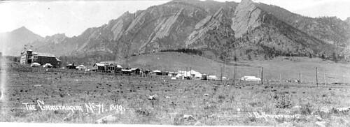 Photo - Historic photo of Chautauqua