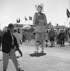 Robot and Scientist (Jonno888) Tags: show air australia melbourne avalon 2013