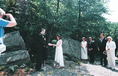 Scan-130304-0039 (Area Bridges) Tags: 2003 wedding newyork june ceremony weddingceremony june2003 poundridge june262003