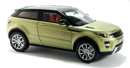 Welly Range Rover Evoque 1-24