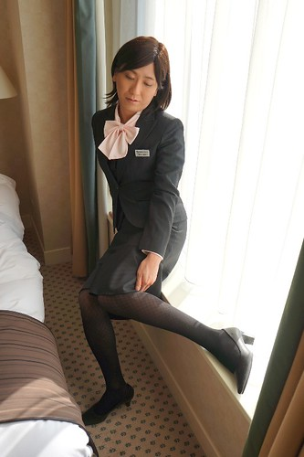 Asian Women In Tights
