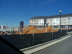 New residential development, in Clarksburg, Montgomery County, Maryland, USA. (sebypires) Tags: county city houses homes usa germantown nova retail america shopping real coast virginia major dc washington md construction bedroom community cookie apartments village estate metro suburban capital teeter suburbia corridor progress maryland moco center baltimore boom ring east hills capitol area suburbs suburb montgomery harris wegmans outer fairfax sprawl arora residential development cutter metropolitan prosperity mcmansion suburbanization subdivision megalopolis urbanization boomtown booming clarksburg mcmansions prosper boswash prospering stickbuilt upcounty boomburb