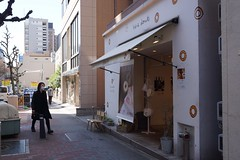 Flickr photo/ドーナツショップ (EL.F) Tags: street japan photography snap 日本 名古屋 街 路地 sonnar 写真 カメラ 日常 路上 スナップ 都市 ストリート 単焦点 nex7