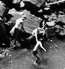 springing (LauraSorrells) Tags: water fountain river fishing rocks poetry poem play joy rocky vision seeing comfort exploration peoplewatching solace deniselevertov carterslake
