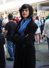 Sherlock (Fernando Lenis) Tags: female orlando florida cosplay megacon sherlock 2013