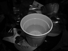 I Thought I'd Drink Myself Into A Stupor! (The Chairman 8) Tags: money cup animal paper table drink coins empty bubbles ticket tesco pop lemonade plastic ornament receipt cheap liquid chill pennies nationallottery crushed popbottles lotteryticket plasticbottles