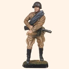 RC110 11 Russian Private Infantry 1943 (Tradition of London) Tags: toy actionfigures toyshop toysoldiers oldtoys 110mm modelsoldiers toyfigures toyminiature traditionoflondon