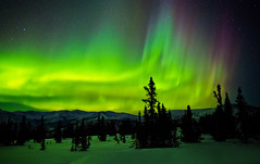 The Edge of Heaven (FarFlungTravels) Tags: alaska fairbanks auroraborealis chenahotsprings