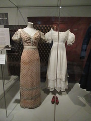 27th, The delicate dresses IMG_3322 (tomylees) Tags: brighton sussex fashion museum july 2016 27th wednesday