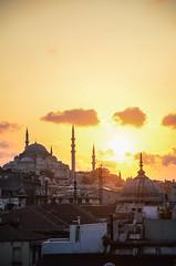 Istanbul Evening 10 (Allison Mickel) Tags: nikon d7000 adobe lightroom edited turkey sunset landscape istanbul