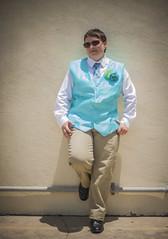 Amber_Kammi_married-49 (A. P. Apicella) Tags: wedding sun beach groom bride sunny wife daytona outdoorwedding nikond700
