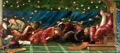 Edward_Burne-Jones_-_El_rey_y_su_corte_(serie_Little_Briar_Rose) (ArtTrinArt!!) Tags: sir edward burnejones 18331898
