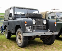 AVG 160D (Nivek.Old.Gold) Tags: diesel rover 1966 land series 88 2a softtop 2286cc