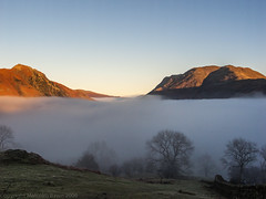 Ascending Hartsop above How (Malc Bawn) Tags: cloud inversion lake district mountain