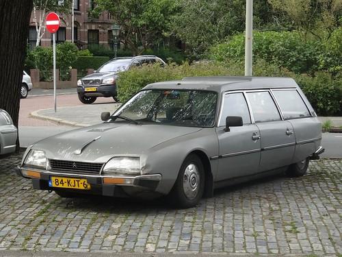 1979 Citroën CX Break