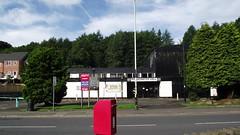 Broadwater Hall, Burnley Road, Bacup, Lancashire (mrrobertwade (wadey)) Tags: bacup rossendale robertwade wadeyphotos mrrobertwade lancashire milltown