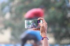 Nirav Patel (nau students' photo critic forum) Tags: niravpatel nau 201617 phone frame janmastami dahi handi govinda competition